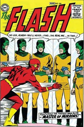 Mirror Master - Image: Flash v 1 105