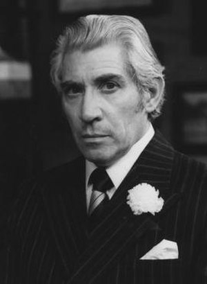 Frank Finlay - Publicity photo of Finlay