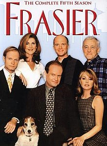 Frasier Season 5 Wikipedia