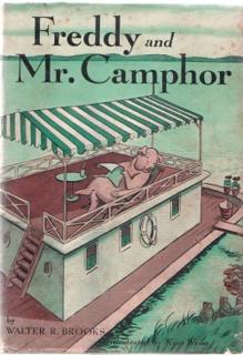 <i>Freddy and Mr. Camphor</i>