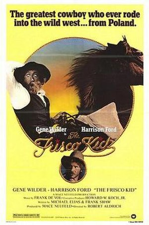 The Frisco Kid - Theatrical release poster