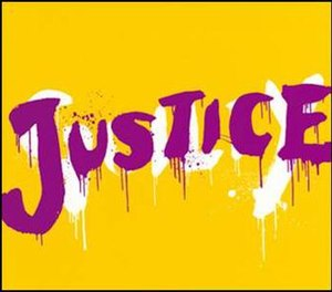 Justice (Glay album) - Image: Glayjustice