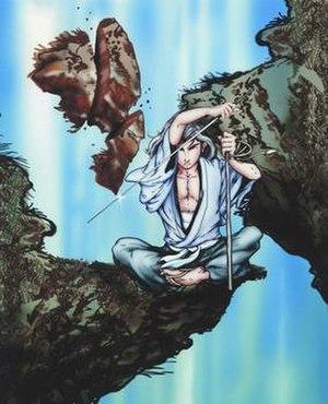 Goemon Ishikawa XIII - Image: Goemon Promotional
