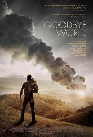 Goodbye World - Theatrical release poster