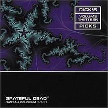 Grateful Dead - Dick's Picks Volume 13.jpg