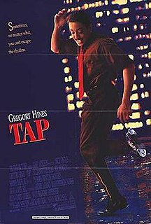 <i>Tap</i> (film) 1989 film by Nick Castle
