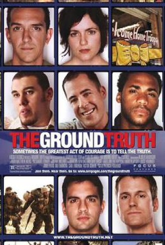 The Ground Truth - Theatrical release poster