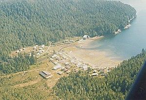 Hartley Bay - Image: Hartley bay air