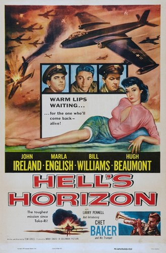 Hell's Horizon - Theatrical poster