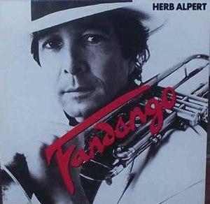 Fandango (Herb Alpert album) - Image: Herb Alpert Fandango
