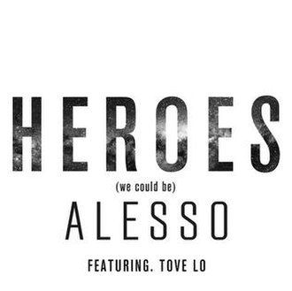 Alesso featuring Tove Lo — Heroes (We Could Be) (studio acapella)