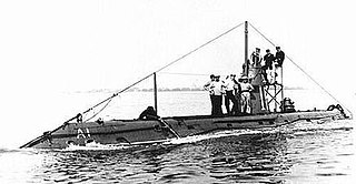 A-class submarine (1903) Royal Navys first class of British-designed submarines