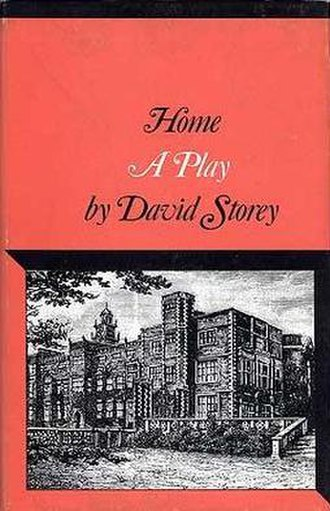 Home (play) - First edition (publ. Jonathan Cape)