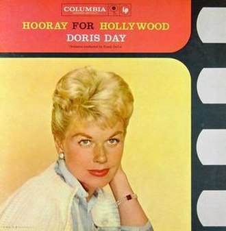 Hooray for Hollywood (album) - Image: Hooray for Hollywood (album) cover