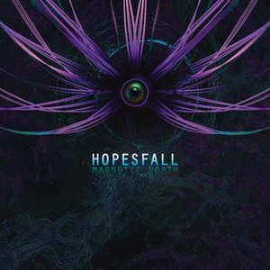 Magnetic North (Hopesfall album) - Image: Hopesfall magneticnorth