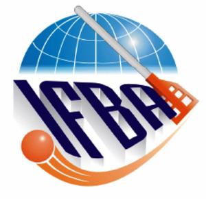 International Federation of Broomball Associations - International Federation of Broomball Associations logo