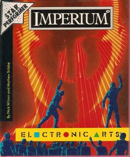 <i>Imperium</i> (1990 video game) 1990 video game