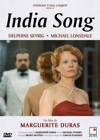 India Song - Film poster