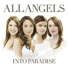 Into Paradise, 2007 All Angels album cover.jpg