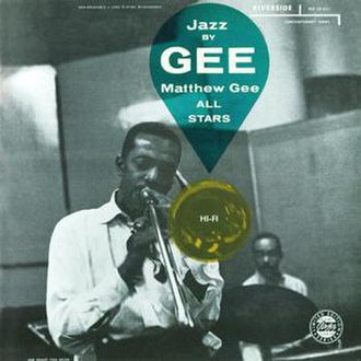 Jazz by Gee - Image: Jazz by Gee