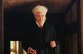 Digory Kirke - Jim Broadbent as the adult Digory Kirke in The Chronicles of Narnia: The Lion, the Witch and the Wardrobe