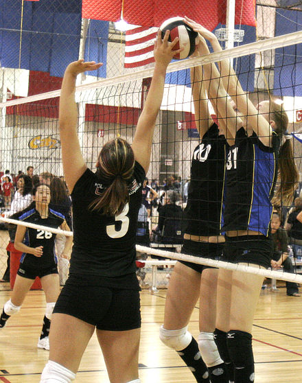 volleyball essay The history of volleyball the game of volleyball, originally called mintonette , was invented in 1895 by william g morgan, after the invention of.