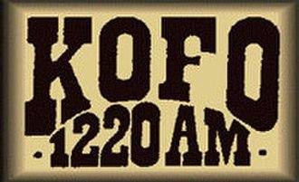 KOFO - Image: KOFO Radio Logo