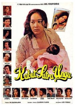 Kabut Sutra Ungu - Poster