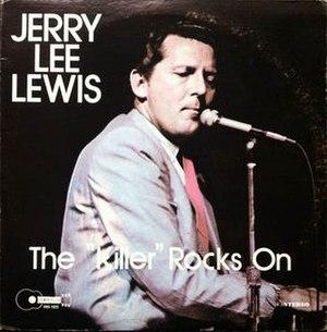 The Killer Rocks On - Image: Killer Rocks On Album