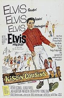 <i>Kissin Cousins</i> 1964 film by Gene Nelson