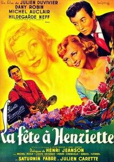 <i>Holiday for Henrietta</i>