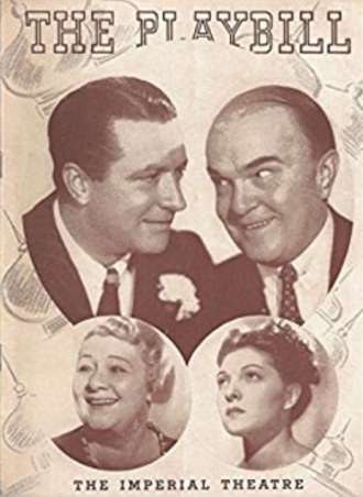 Leave It to Me! - Original Broadway Playbill