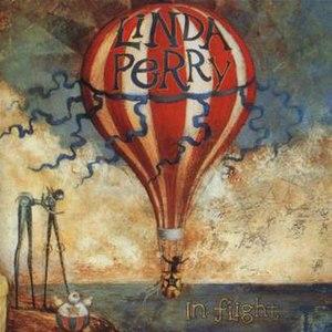 In Flight (Linda Perry album) - Image: Linda Perry In Flight Album Art