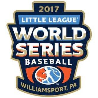 Little League World Series - Image: Little League World Series official logo 2017