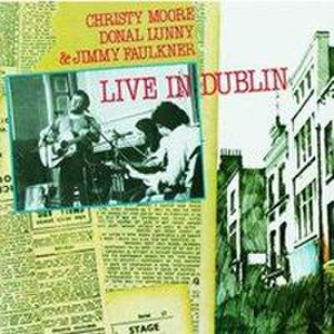 Live in Dublin (Christy Moore album) - Image: Liveindub