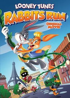 <i>Looney Tunes: Rabbits Run</i> 2015 American animated direct-to-video film