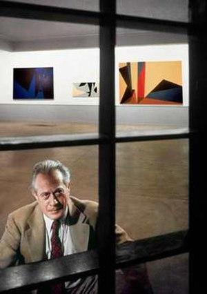 Lorser Feitelson - Lorser Feitelson, 1952, Pasadena Art Museum