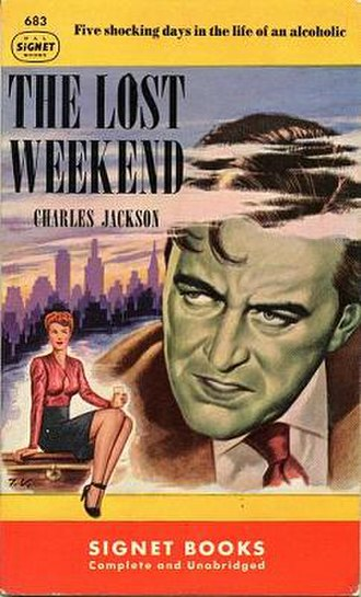 The Lost Weekend (novel) - 1948 Signet paperback edition