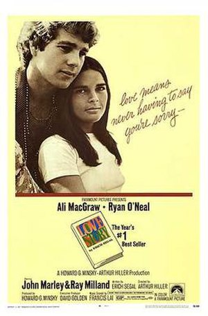 Love Story (1970 film) - Image: Love Story (1970 film)