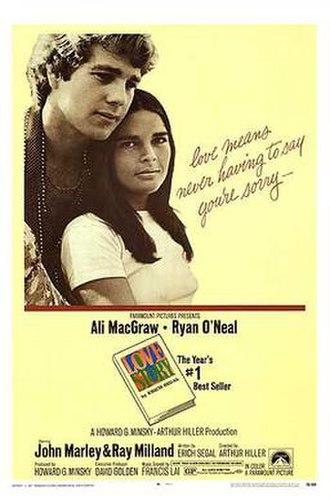 Love Story (1970 film) - Image: Love Story (1970 film)