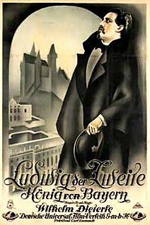 <i>Ludwig II, King of Bavaria</i> 1930 film by William Dieterle