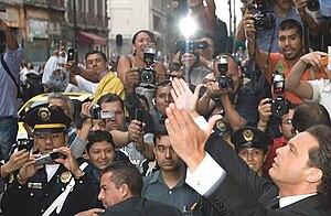 Sentimental ballad - Luis Miguel in Mexico City.