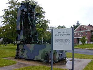 Radar MASINT - Long-range AN/TPQ-37