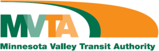 Minnesota Valley Transit Authority public transportation agency