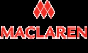 Maclaren - Image: Maclaren logo