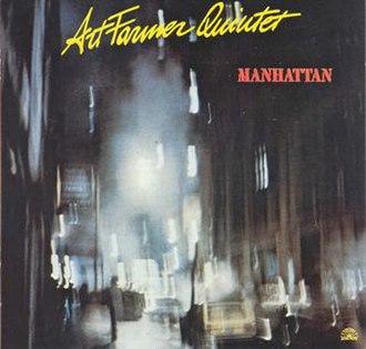 Manhattan (album) - Image: Manhattan (album)