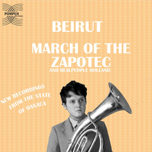 March of the Zapotec - Holland EP (Front Cover).png