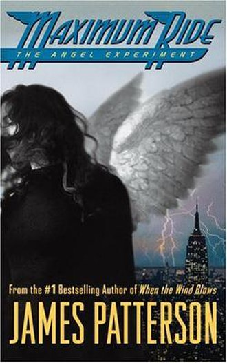 Maximum Ride: The Angel Experiment - The first edition United States cover for The Angel Experiment