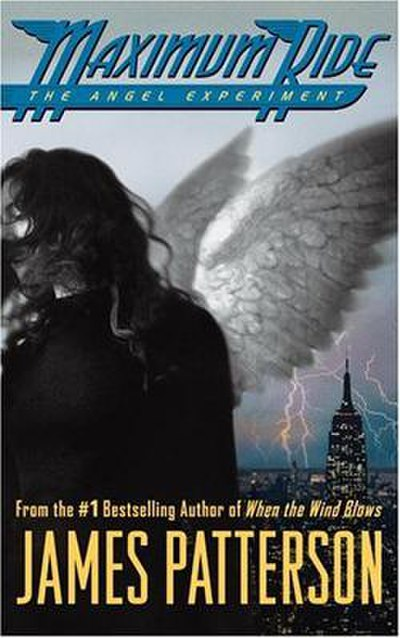 Picture of a book: Maximum Ride: The Angel Experiment