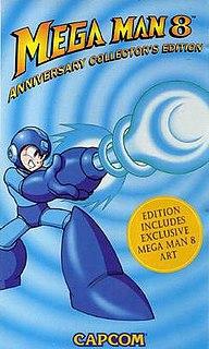 <i>Mega Man 8</i> 1996 action-platform video game published by Capcom and Infogrames
